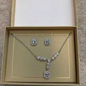 charter club jewelry set